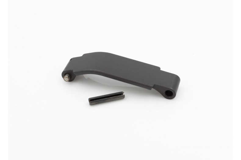 AR15/M16 Thin Enhanced Trigger Guard, Destroyer Gray