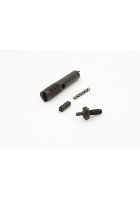 AR15 Front Sight Kit w/ Tool, Knurled
