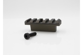 PS90 5 Slot 1913 Rail PS90TR, OD Green