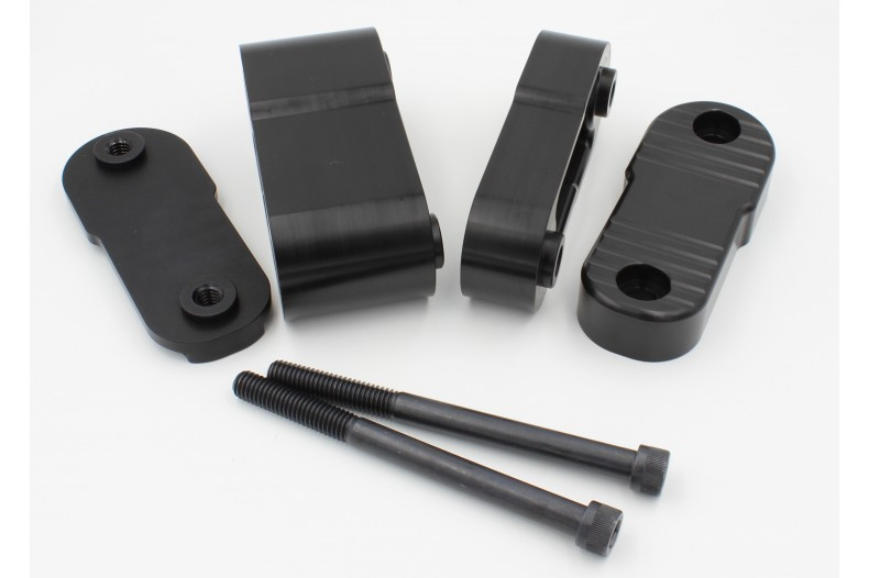 "3"" Buttstock Extension Assembly Kit for PS90/P90 Add-on Stock Chassis"