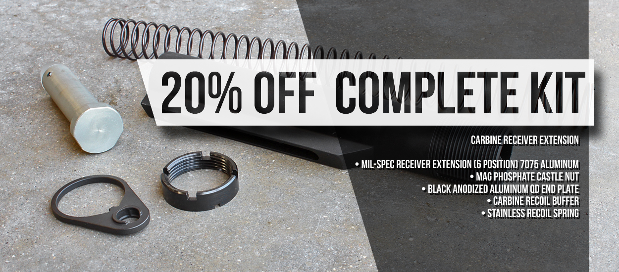 20% off 10054 Complete Kit