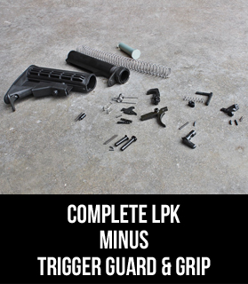 Mil-Spec Custom LPK