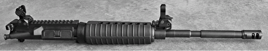 AR Complete Uppers