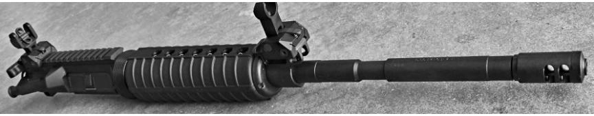 AR Upper Parts Kits