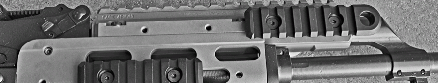 AK Rails & Handguards