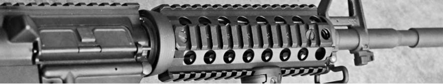 Rails, Grips & Handguards