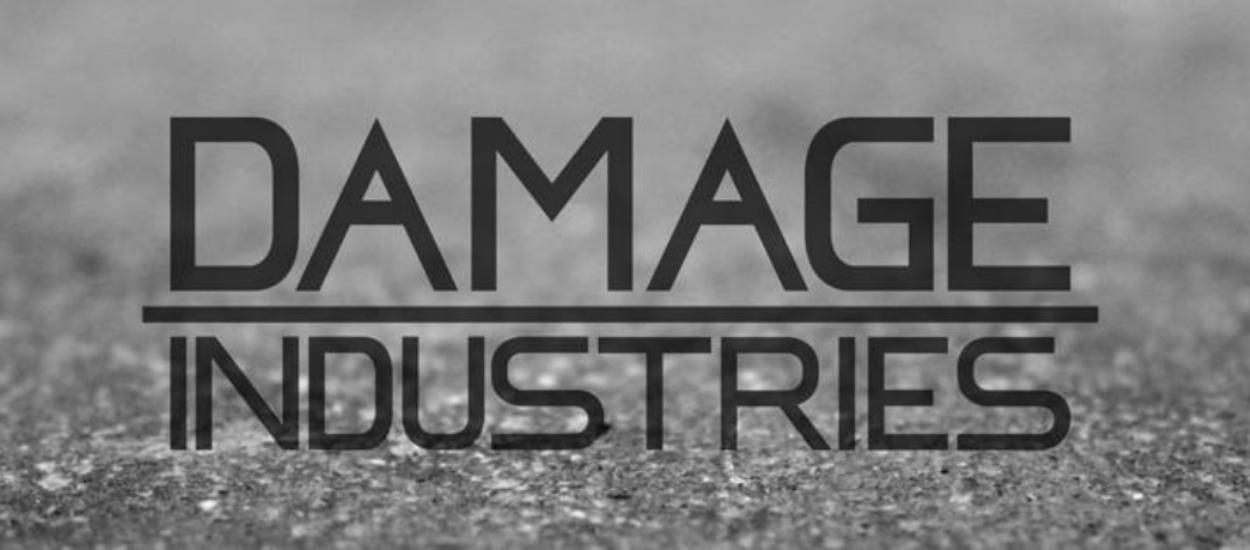 damage logo