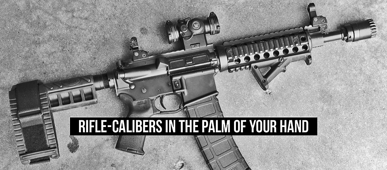 rifle calling hand