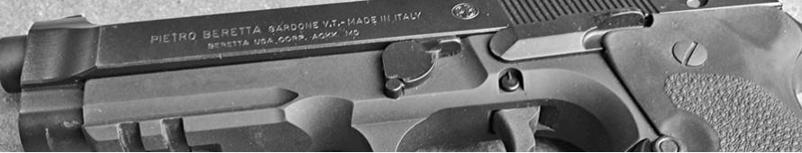 M9 Pistol Parts