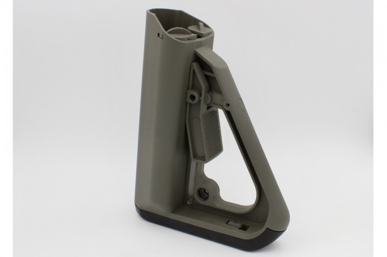 Stock, Enhanced Combat System, Commercial Spec, Foliage Green
