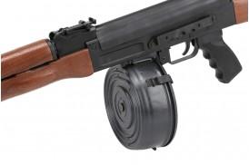 Century Arms Romanian AK Drum Magazine 75 Round - 7.62x39
