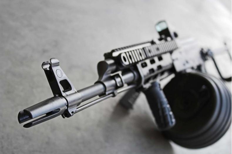 Three Prong Compensator, AK47 14-1 LH Thread