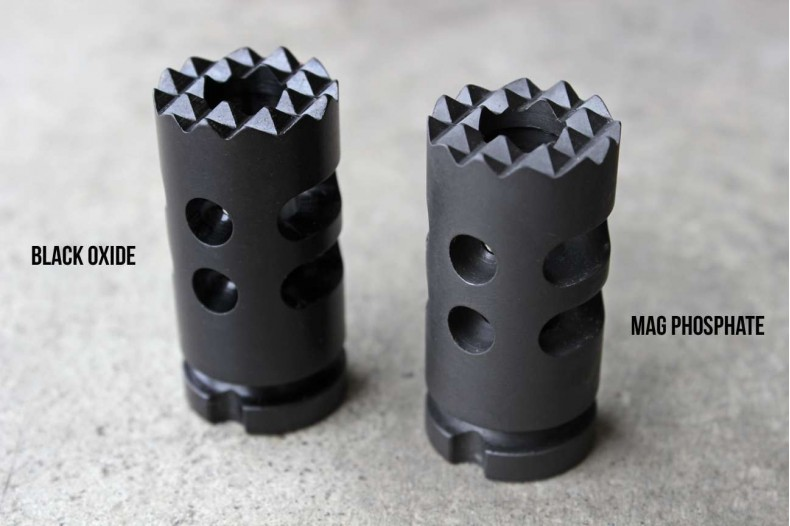 Tactical Crown AK Muzzle Brake 14-1 LH Thread