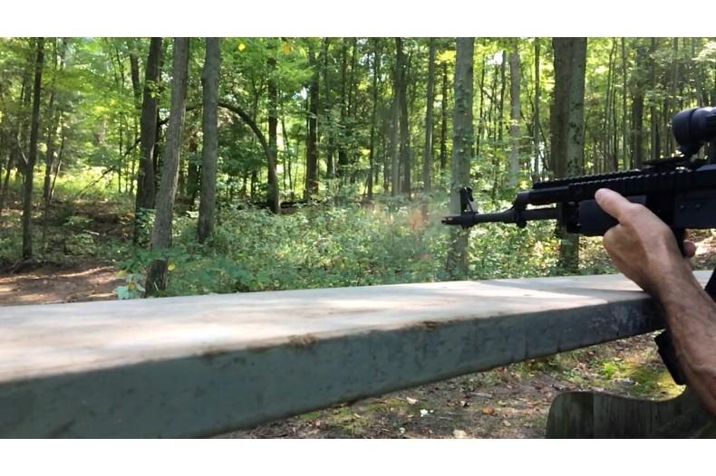 Cage Compensator, AK-47 14-1 LH, Bayonet Compatible