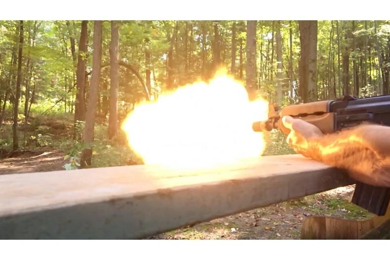 Tactical Crown Muzzle Projector, AK-47 26 x 1.5mm LH