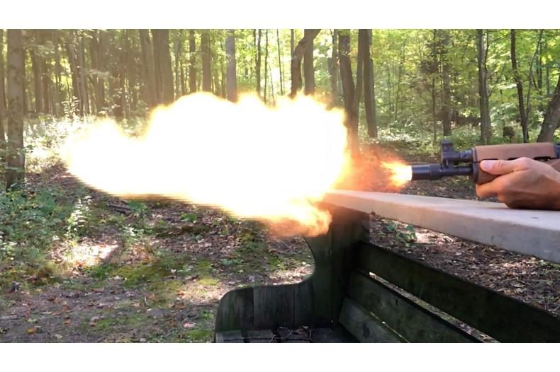 Muzzle Projector, AK-47 26 x 1.5mm LH