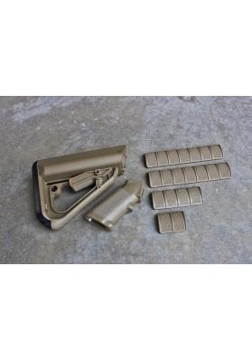 Enhanced Combat System Furniture Kit, Commercial Spec, Flat Dark Earth