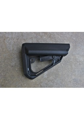 Stock, Enhanced Combat System, Mil-Spec, Black
