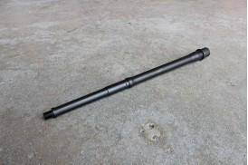 "16.1"" barrel, 5.56, 1/7 twist, .750"" dia, Mid-Length, Medium Taper Profile"