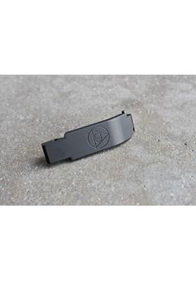 AR15/M16 Civil Defense Logo Trigger Guard w/Plug