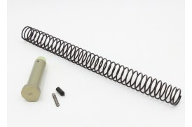 H2 Buffer Upgrade Kit, 4pc Enhanced Recoil Spring, Buffer, Detent/Spring