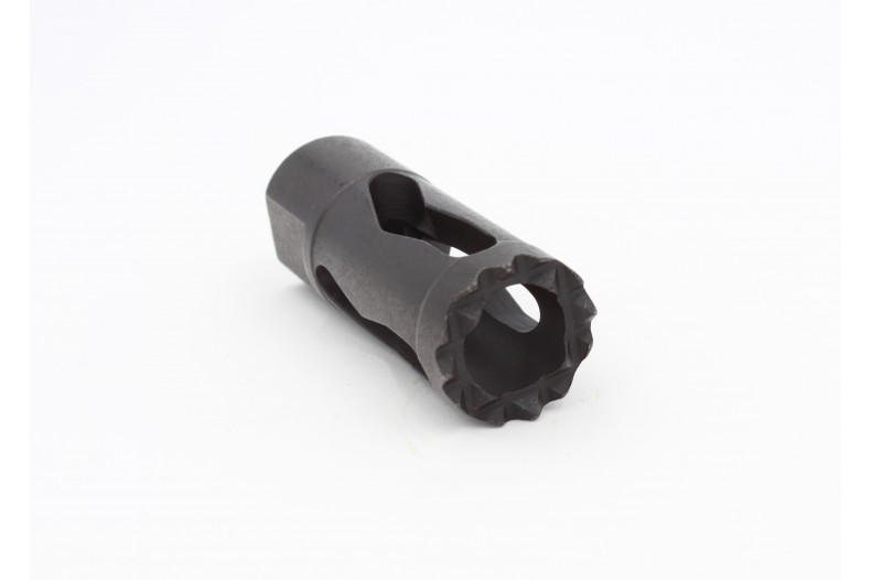 Tactical Crown Compensator, 1/2 x 28 (5.56/.223)