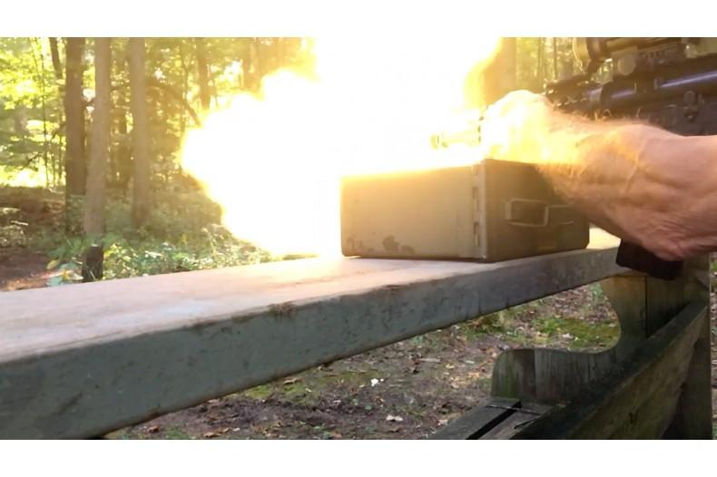 Muzzle Brake, Short Barrel, 3 Slot 1/2 x 28, Black Magnetite