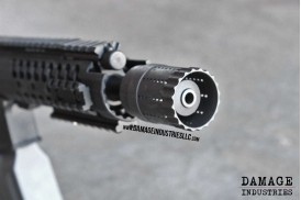 Projector, Dissipator Sleeve, Short Barrel