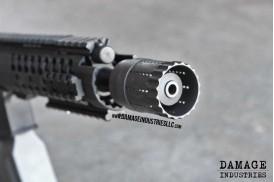 Projector, Dissipator Sleeve, Short Barrel