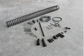 AR-15 Pin, Detent, Clip & Spring Kit, Complete