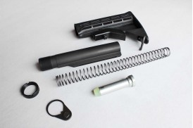 Kit, Complete Buttstock, M4 Telescoping, Mil-Spec