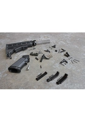 Kit, Complete Lower Receiver Assembly w/Buttstock