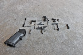 Kit, Lower Receiver Parts, AR-15 Semi-Auto