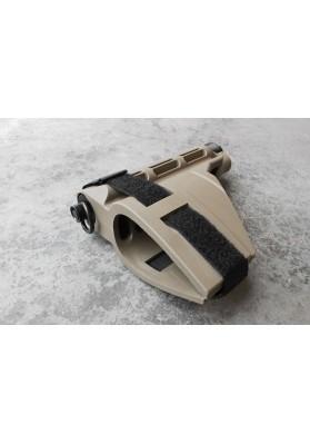 "Receiver Extension Buffer Tube, Pistol w/QD socket 1.190"" OD"