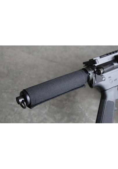 Pistol Receiver Extension Cover, Black