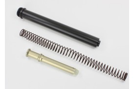 AR15 Rifle Length Buffer Kit, Mil-Spec Stainless or Enhanced Spring Upgrade