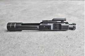 Enhanced Bolt Carrier Group Complete, Select-Fire, Black Nitride
