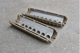 AR15/M16 Handguard Assembly M4 Carbine, Flat Dark Earth