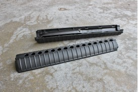 AR15/M16 Handguard Assembly, Rifle Length, Black
