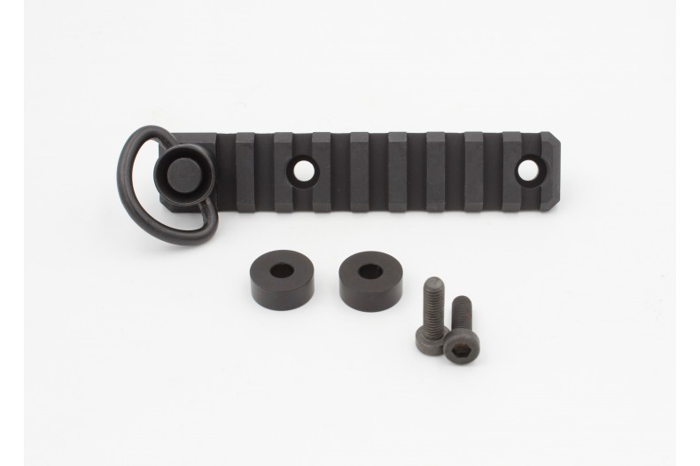 P90 & PS90 1913 Rail 9 Slot w/QD Socket & Offset Kit