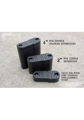 Fastnener, Hex Bolts, P90 Stock Extension