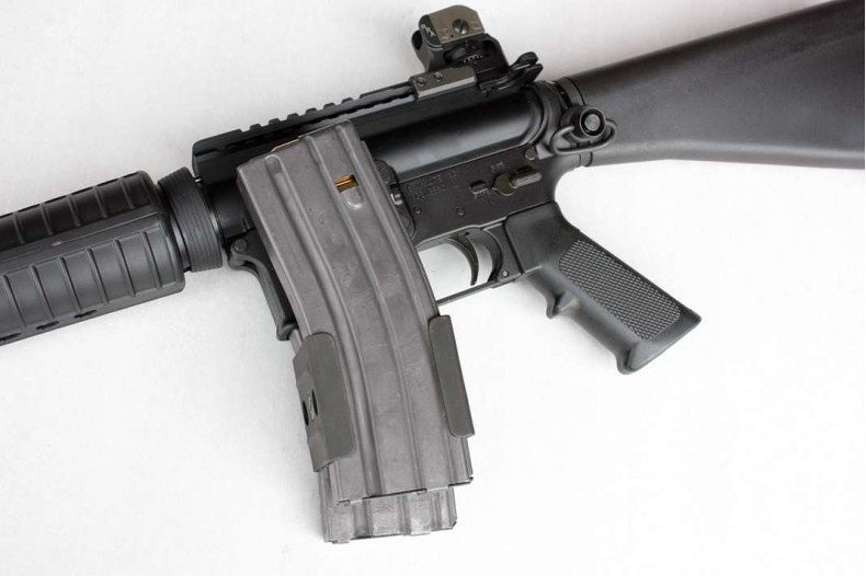 AR15/M16 Dual Magazine Connector