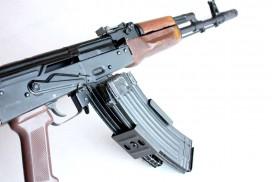 AK-47 Dual Magazine Connector