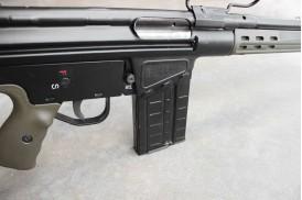 G3 Magazine, HK91, PTR91, 20 RND, Aluminum, Used
