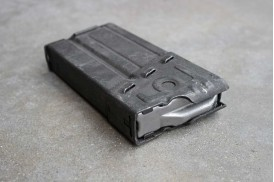 G3 Magazine, HK91, PTR91, 20 RND, Steel, Used