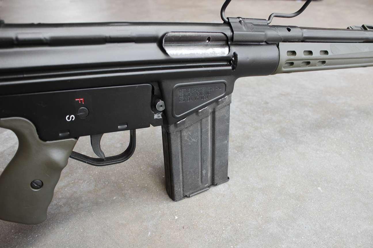 G3 Magazine, HK91, PTR91, 20 RND, Steel, Used