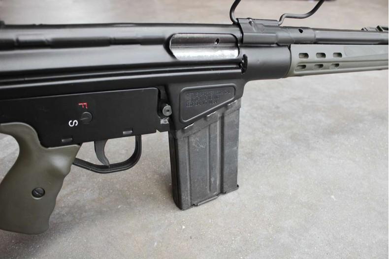 G3 Magazine, HK91, PTR91, 20 RND, Steel, Surplus