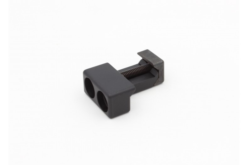 QD Rail Mount, Low Pro, 90 Degree