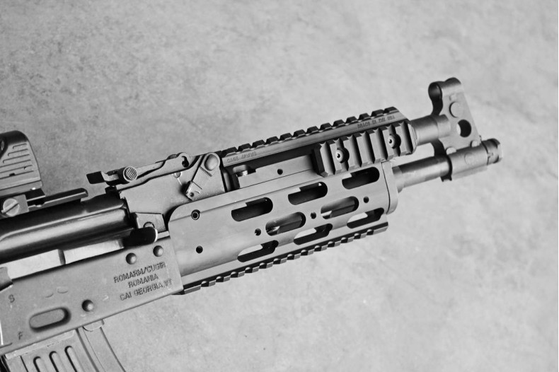 BLEMISHED AK-47 Modular Forearm Assembly MkIII (Draco)