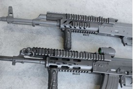 AK47 MF Mount, Aimpoint Micro T1/H1, MKII